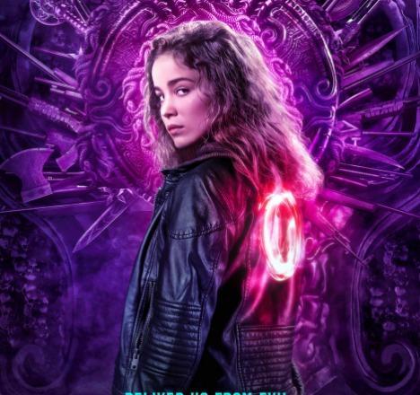 Fantastik dizi Warrior Nun Netflix'te başladı! İyi ile kötünün savaşına hazır mısınız?