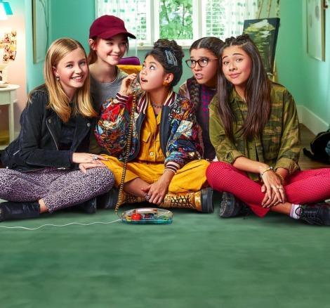 The Baby-Sitters Club dizisi Netflix'te başladı! Bir kulüpten çok daha fazlası!