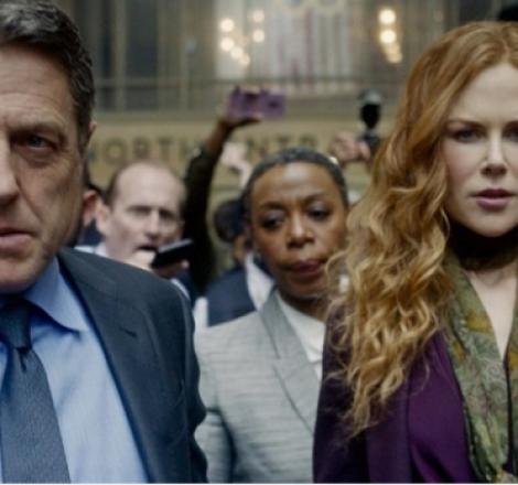 Nicole Kidman ve Hugh Grant'lı yeni dizi The Undoing başlıyor!