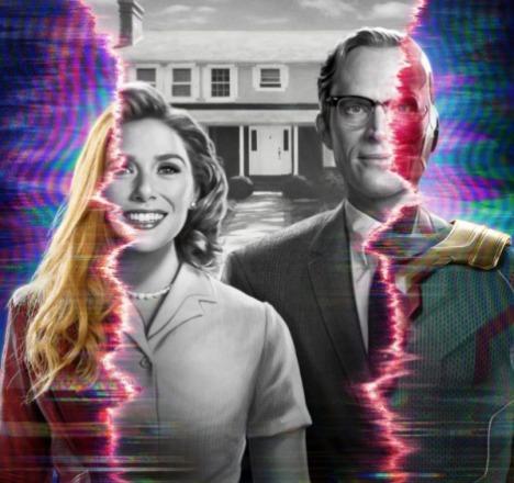 Marvel dizisi WandaVision için merakla beklenen fragman geldi!