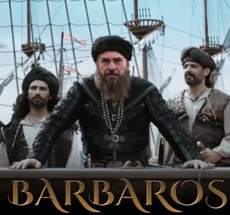 Barbaroslar Dizisinde Set Durdurma Kararı Geldi