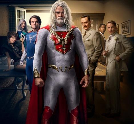 Süper kahraman dizisi Jupiter's Legacy hakkında bilmek istedikleriniz!