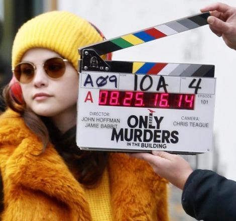 Selena Gomez'li Only Murders in the Building dizisinden ilk görüntüler!