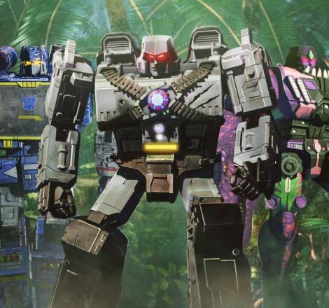 Transformers War for Cybertron: Krallık ile üçlemenin sonuna tanıklık edin!