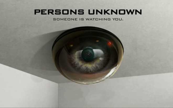 İptal edilen diziler kuşağı: Persons Unknown