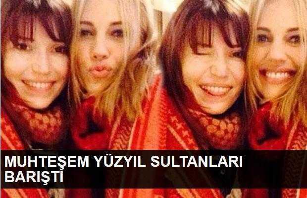 Muhteşem Yüzyılın sultanları yeniden bir arada!