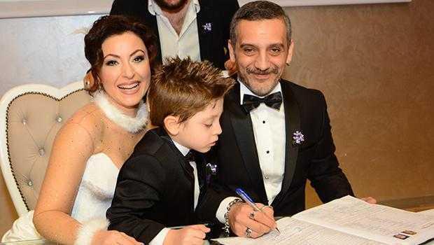 Yonca Cevher evlendi!