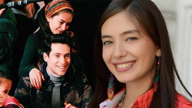 Neslihan Atagül dizide zengin filmde fakir!