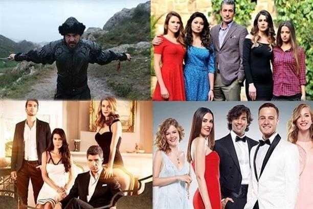 Geçen hafta hangi diziler izlendi?