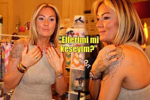 Pınar Altuğdan elini eleştirenlere sert yanıt