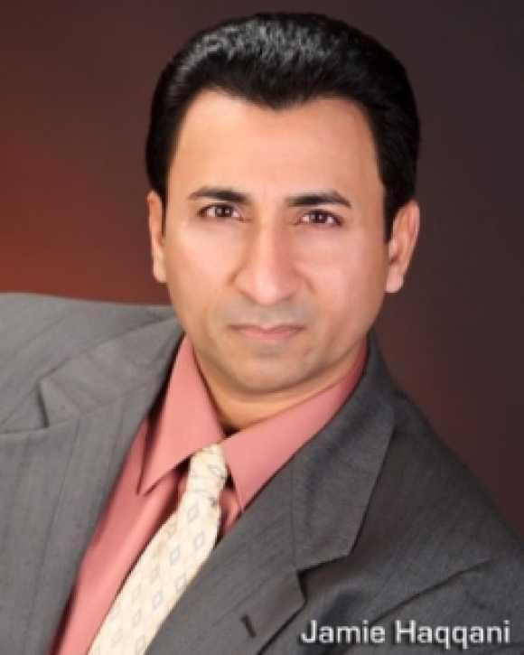 Jamie Haqqani