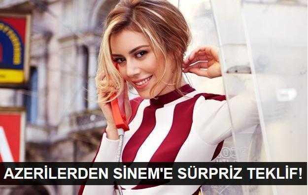 Azerilerden Sineme sürpriz teklif!