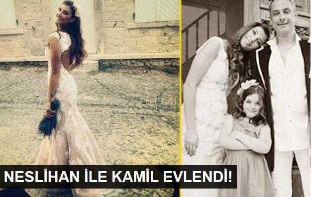 Kamil Güler sporcu sevgilisiyle evlendi!