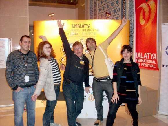 1.Uluslararası MA LATYA  FİLM  FESTİVALİ 2010