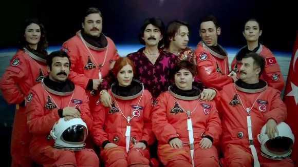 Türkün Uzayla İmtihanı