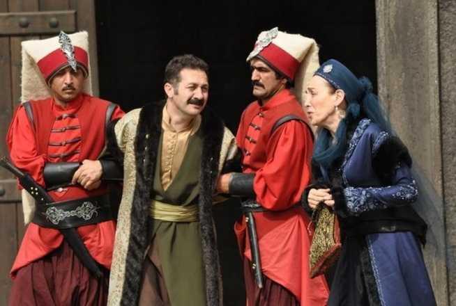 Osmanlıda Derin Devlet 9. Bölümden Kareler