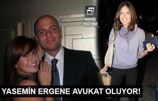 Yasemin Ergene avukat olarak dönüyor!