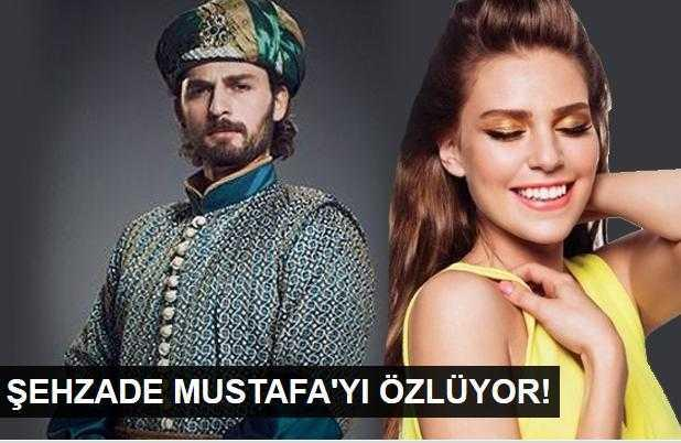 Aslı Enverin Şehzade Mustafa özlemi!