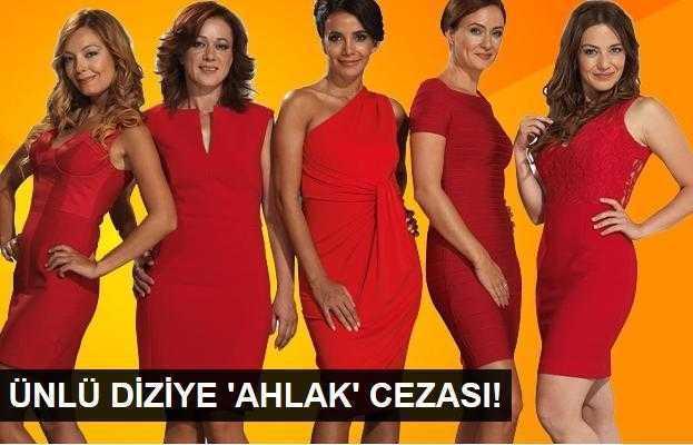 Umutsuz Ev Kadınlarına RTÜKten ceza!