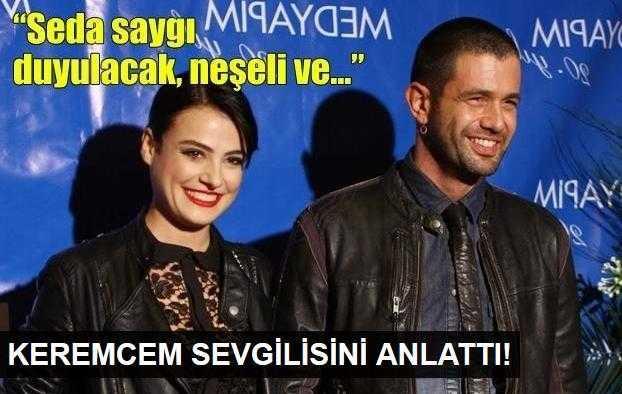 Keremcem Seda Güveni anlattı!