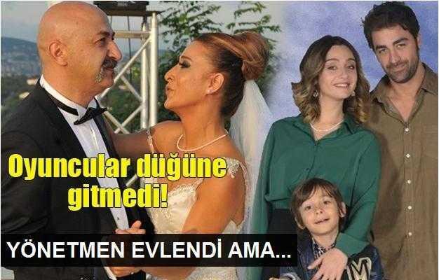 Küçük Ağanın yönetmeni Aysun Akyüz evlendi!