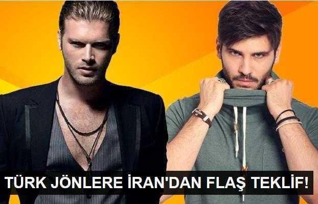 Türk jönlere İrandan flaş teklif!