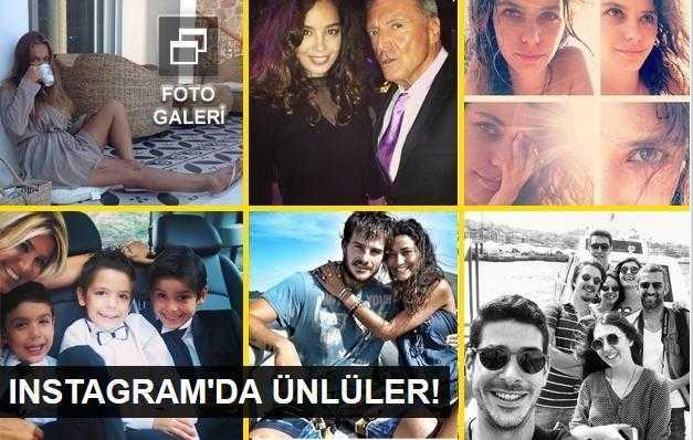 Instagramda ünlüler (15.09.2014)