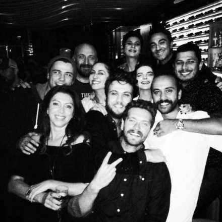 Instagramda ünlüler (30.09.2014)