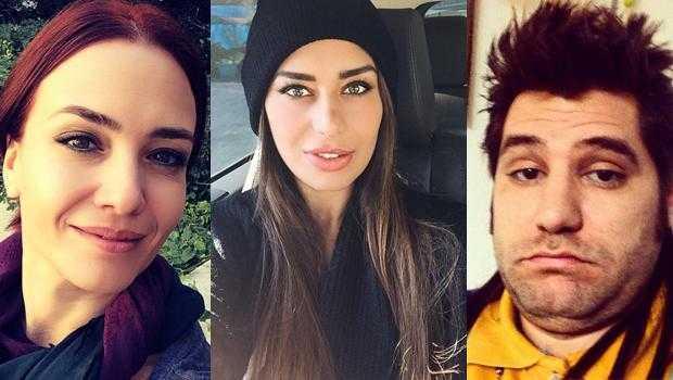 Instagramda ünlüler (23.10.2014)