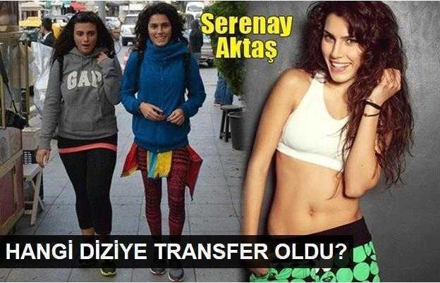 Serenay Aktaş Kaçak Gelinlere transfer oldu!
