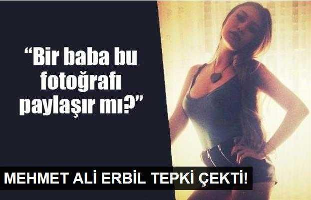 Yasmin Erbilin fotoğrafı olay oldu!
