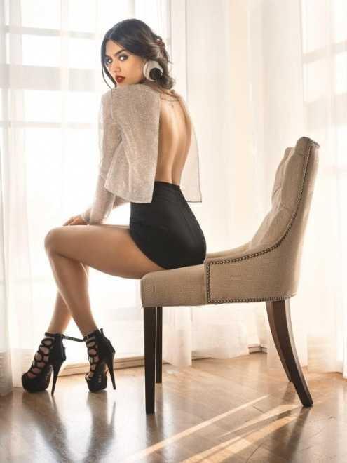 Amine Gülşe: Seksi olmak için illa...
