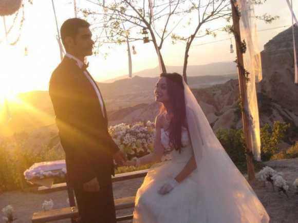 عکس عروسی یوسف و حوا