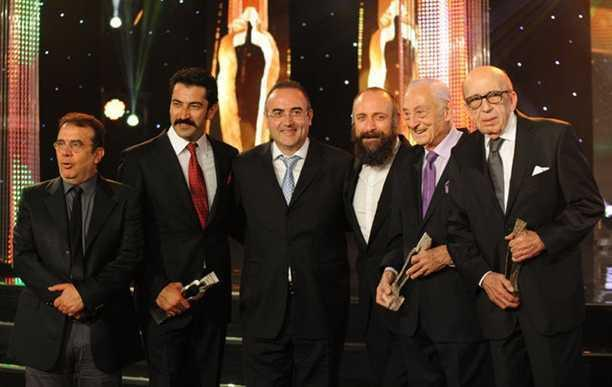 İşte Televizyon Oscarlarından kareler!