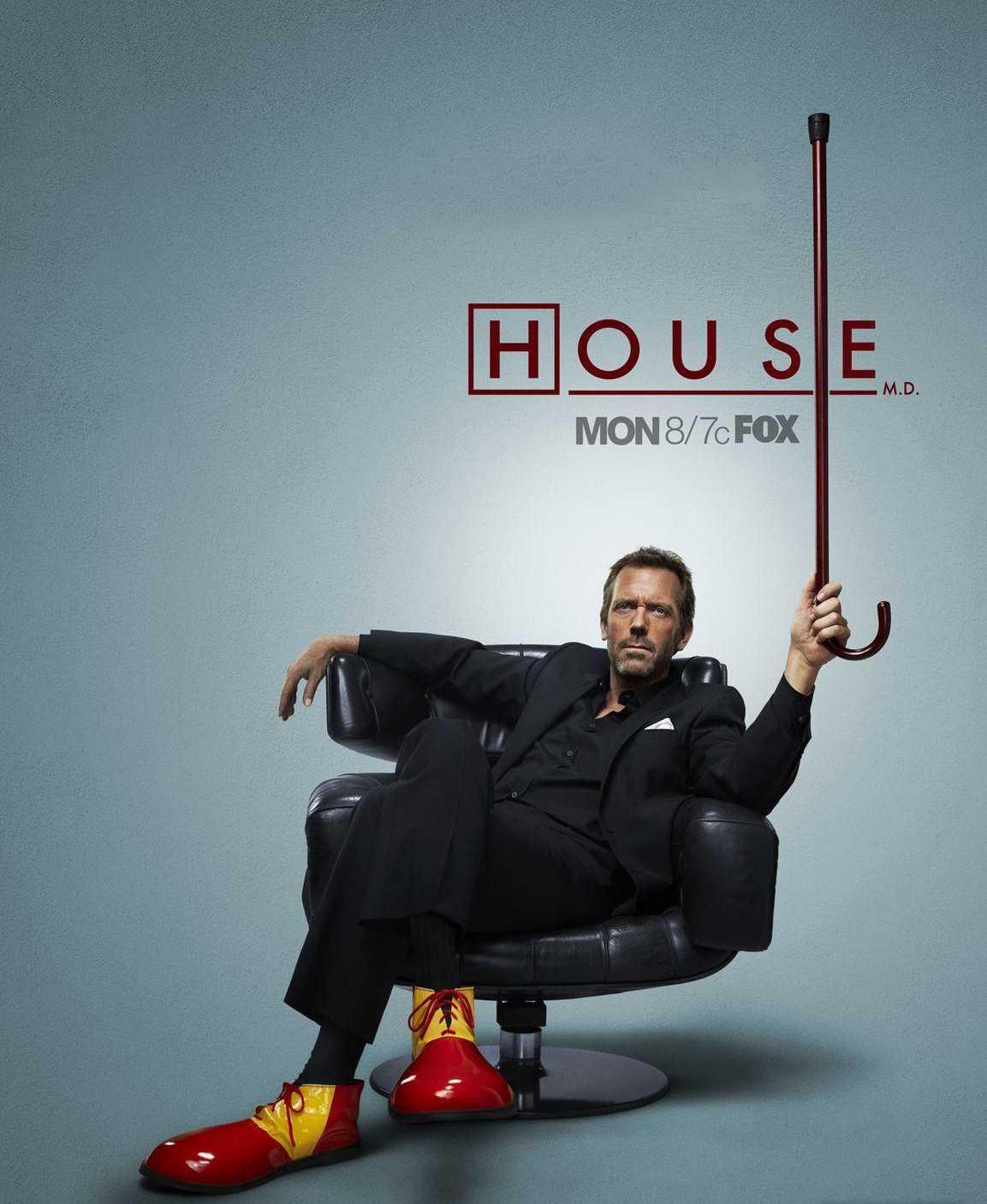 Dr. House M.D. Afişleri