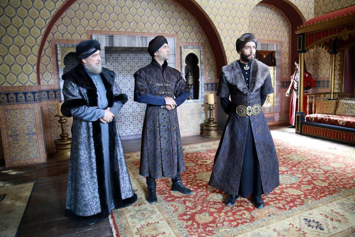 Muhteşem Yüzyıl Kösem 18. Bölüm Fotoğraflar