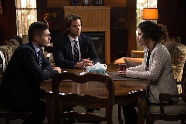 Supernatural 11. Sezon Fotoğrafları
