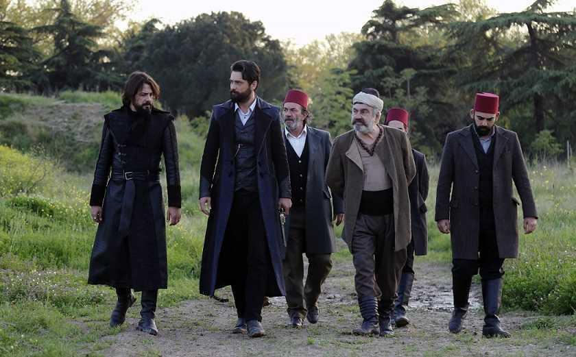 Ali, Mustafa, Ethem, Hamdi, Ahmet, Galip
