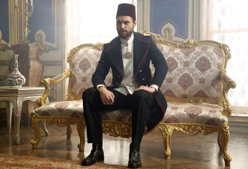 Sultan Abdülhamid Han (Hakan Kurtaş)
