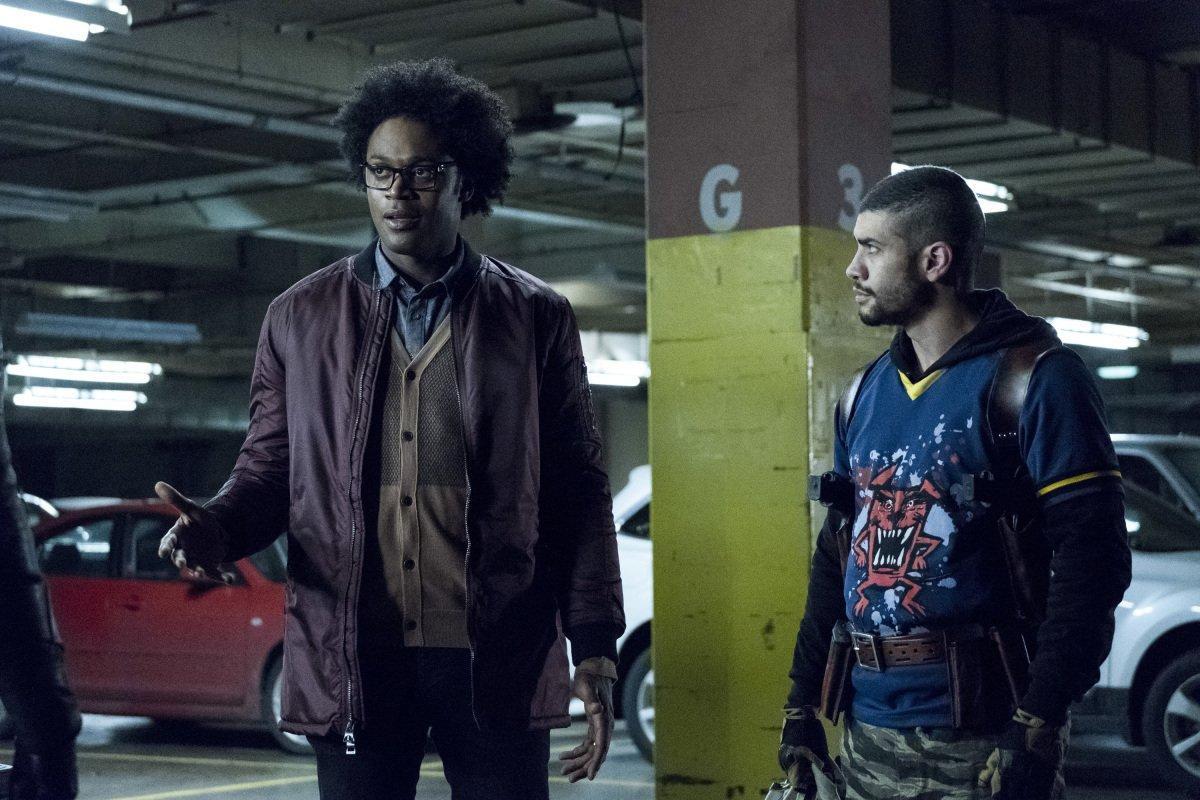 Arrow 5. Sezon 11. Bölüm Fotoğrafları