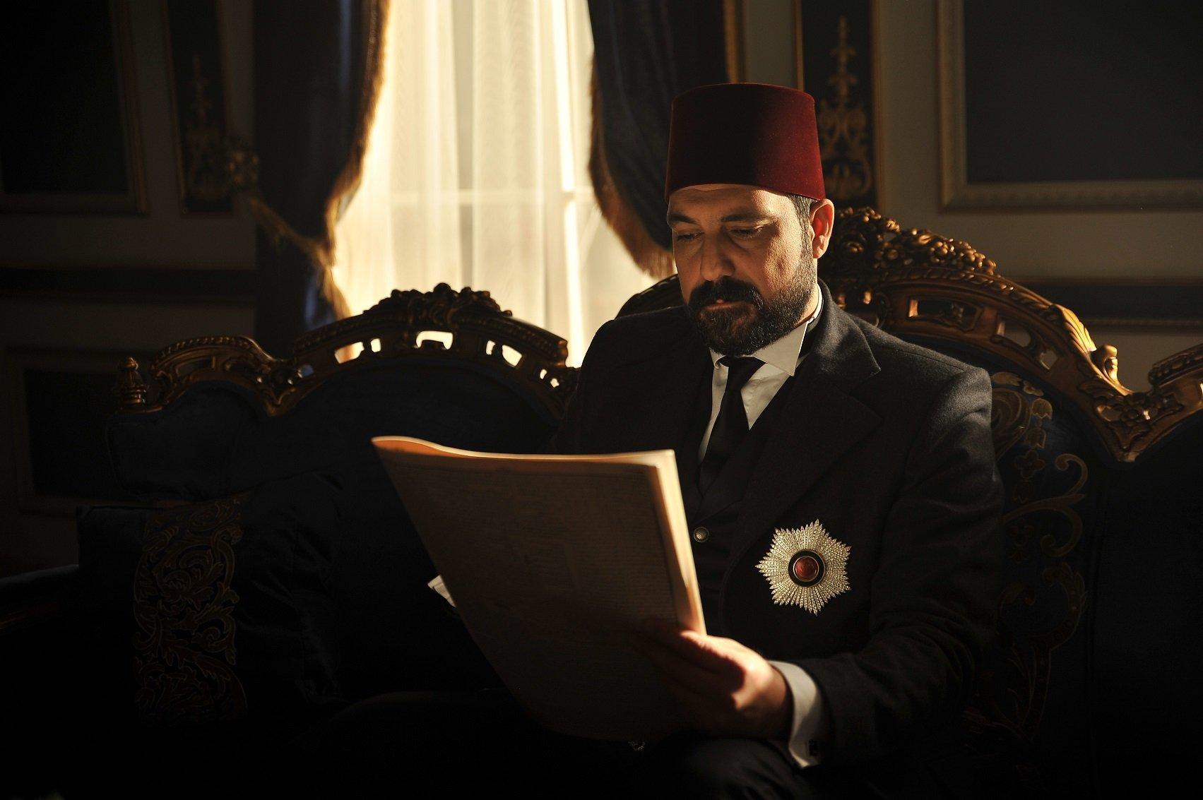 Bülent İnal (Sultan Abdülhamid) (1)