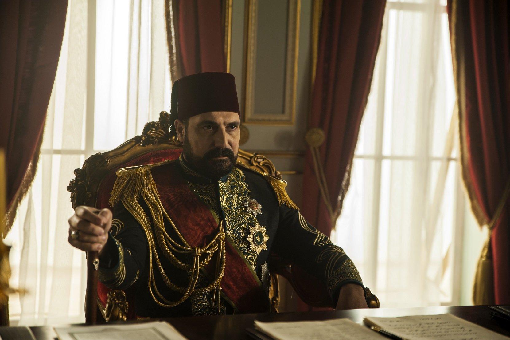 Bülent İnal (Sultan Abdülhamid) (3)