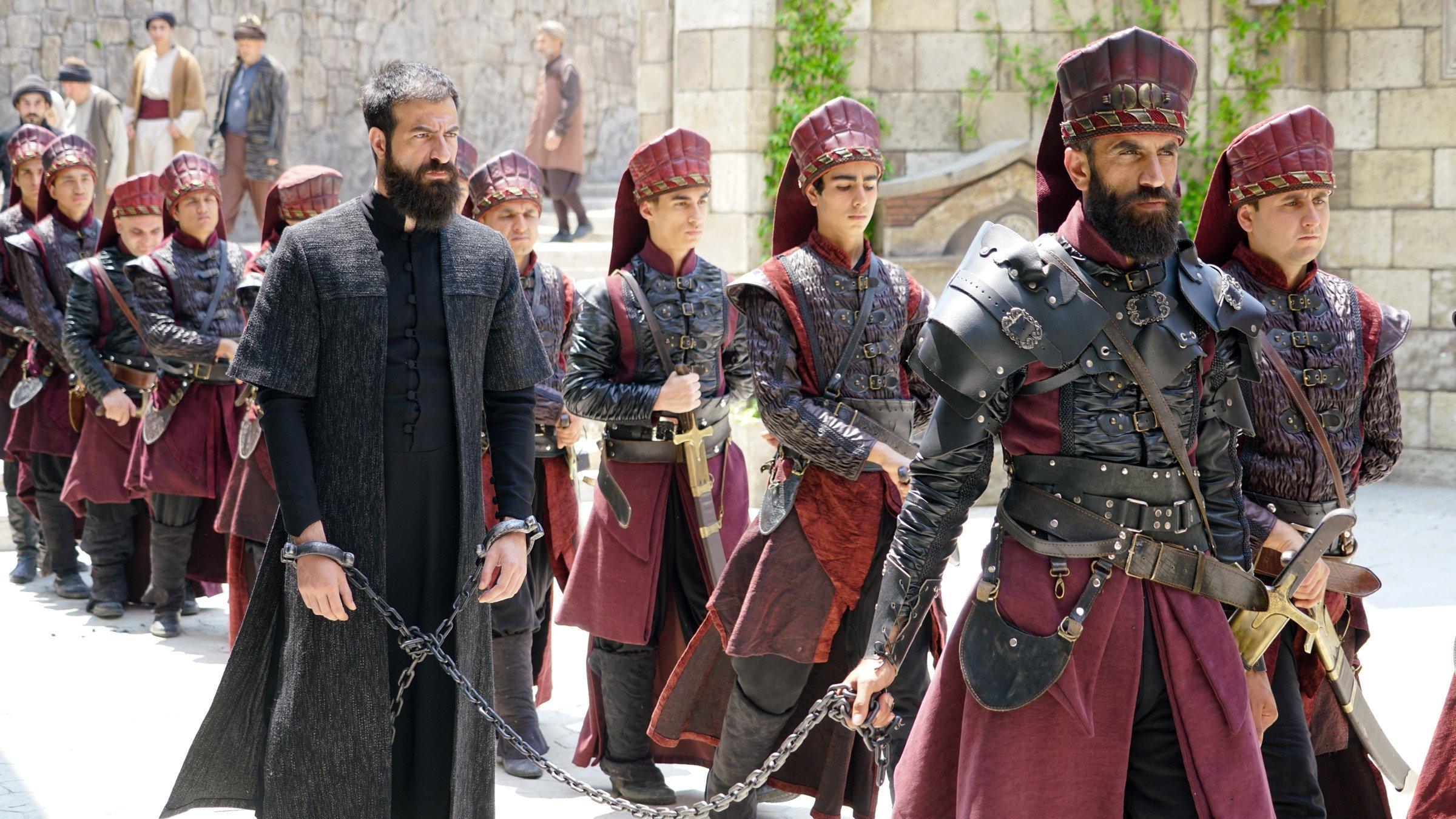 Muhteşem Yüzyıl Kösem: Bağdat Fatihi IV. Murad 28. bölüm fotoğrafları