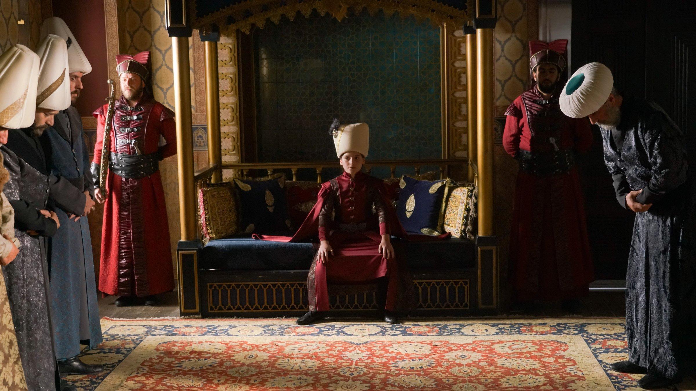 Muhteşem Yüzyıl Kösem: Bağdat Fatihi IV. Murad 30. bölüm fotoğrafları