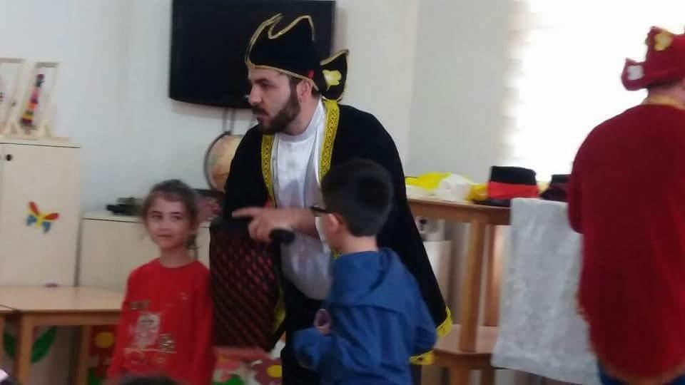 Mustafa Korkmaz Malatya da