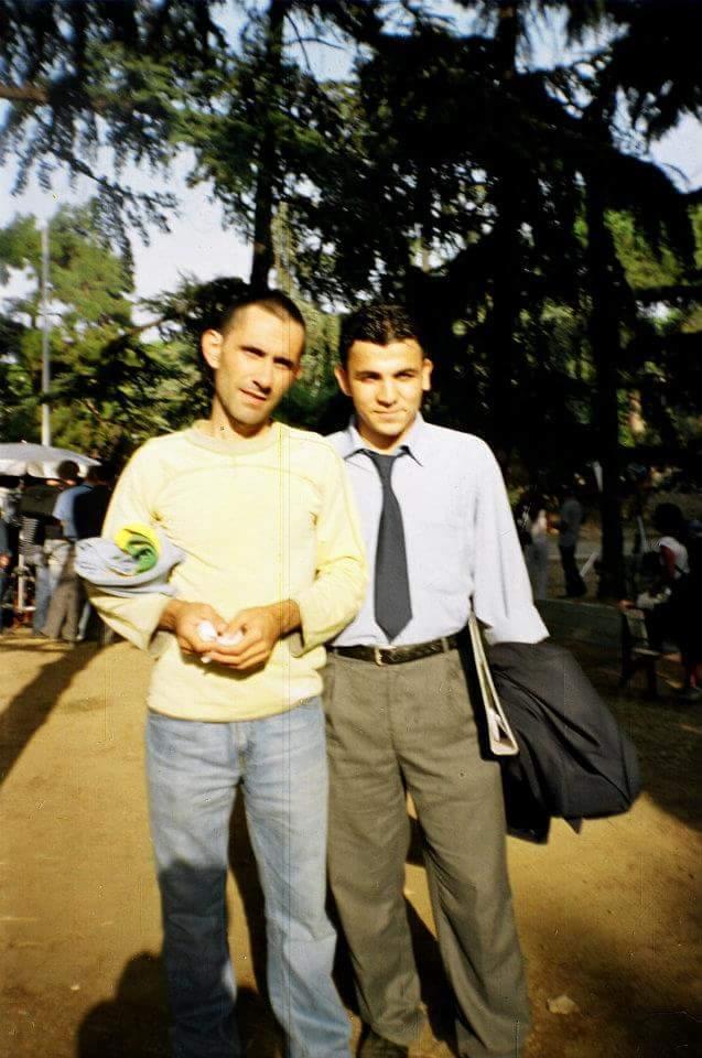 Mustafa Korkmaz Hababam sınıfında Peker Açıkalınla