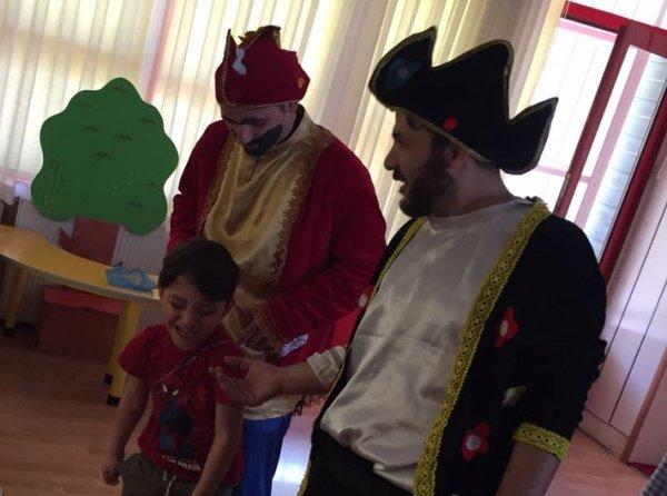 Mustafa Korkmaz Ankara Turnesinde