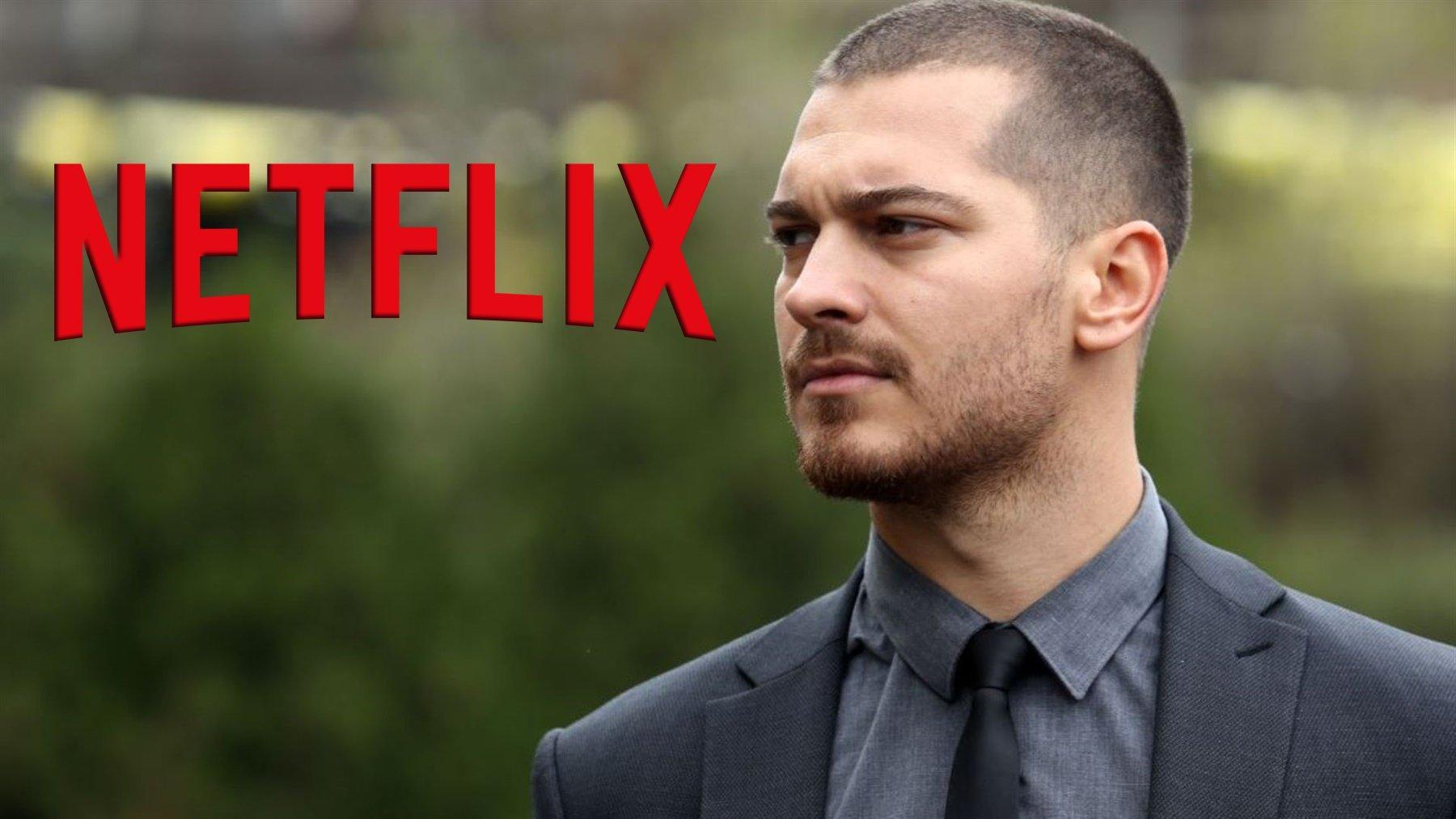 Çağatay Ulusoy ilk Türk dizisiyle Netflixte