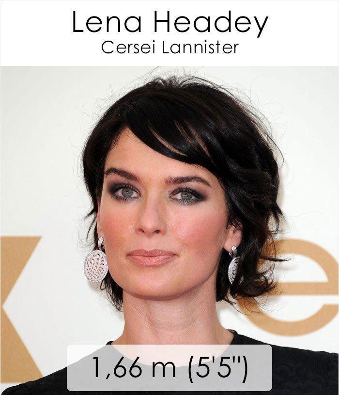 6- Cersei Lannister