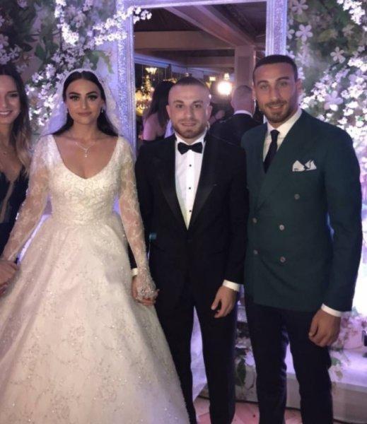 Esra Bilgiç ve Gökhan Töre Düğün Fotoğrafları